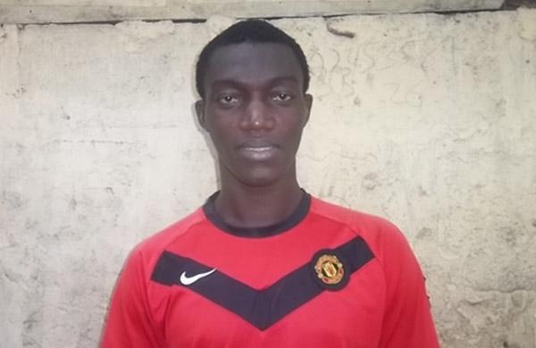 Maruf  Okere