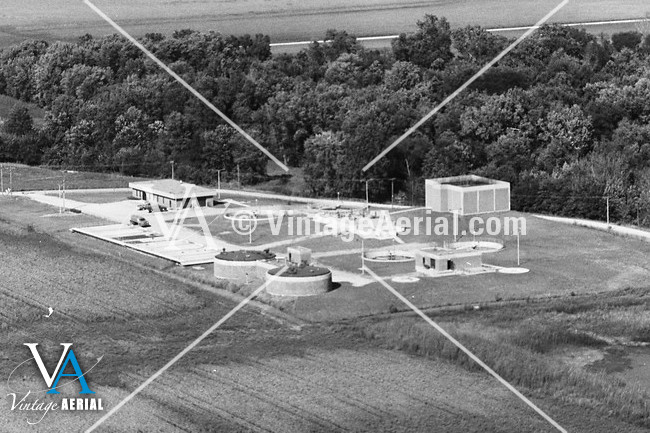 vintage aerial missouri carroll county 1981 30 dca 2. Black Bedroom Furniture Sets. Home Design Ideas