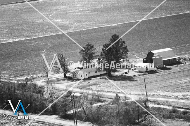 Vintage Aerial Missouri Pemiscot County 1984 18 Bpm 16