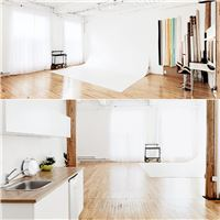 1500'sq Studio in Saint Henri, Montreal