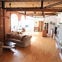Authentic Brick and Beam Loft