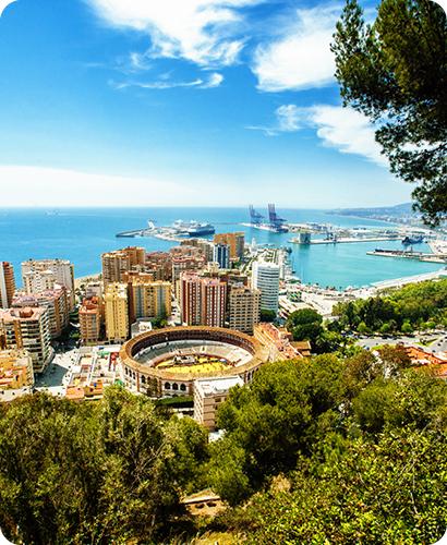 picture Malaga