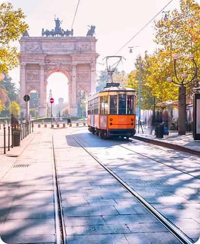 picture Milan