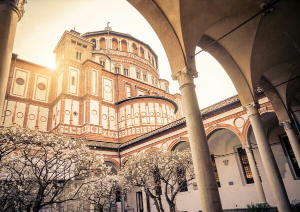 picture for Reserved Entry to Santa Maria delle Grazie & Self Guided Audio Tour