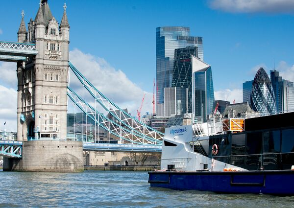 picture for London Walking Tours + River Thames Cruise