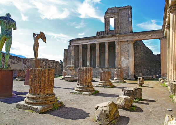 picture for Pompeii Self Guided Audio Tour