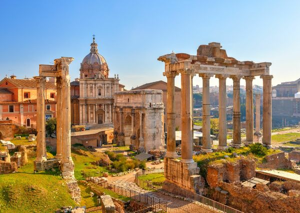 picture for Colosseum, Roman Forum & Palatine Hill Self Guided Audio Tour