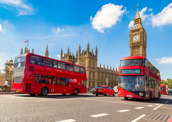 picture for Hop-on Hop-off Local London Buses
