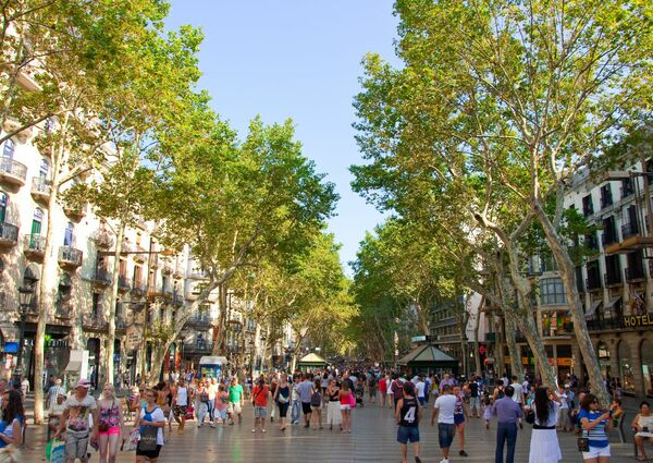 picture for Barcelona Self Guided Audio Tour