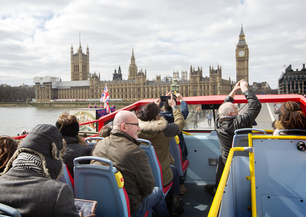picture for London Walking Tours + Bus Tour + River Thames Cruise