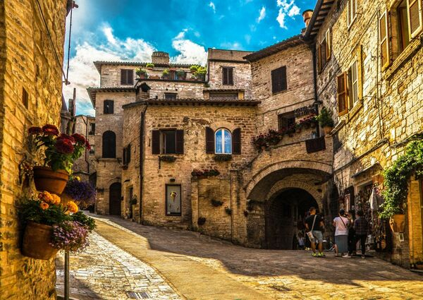 picture for Assisi Self Guided Audio Tour