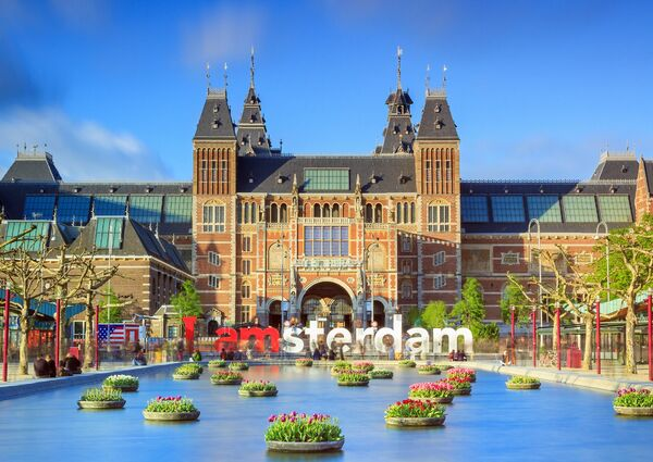 picture for Amsterdam Self Guided Audio Tour