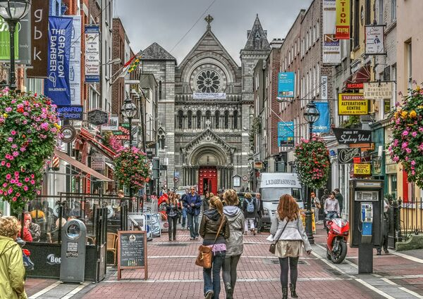 picture for Dublin Self Guided Audio Tour