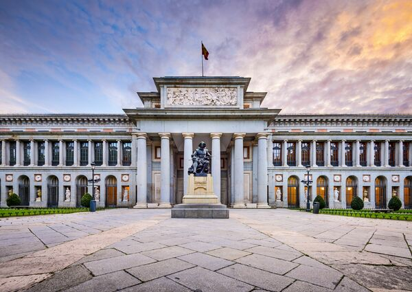 picture for Prado Museum Self Guided Audio Tour