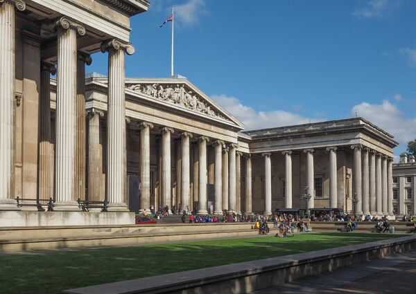 picture for British Museum Self Guided Audio Tour