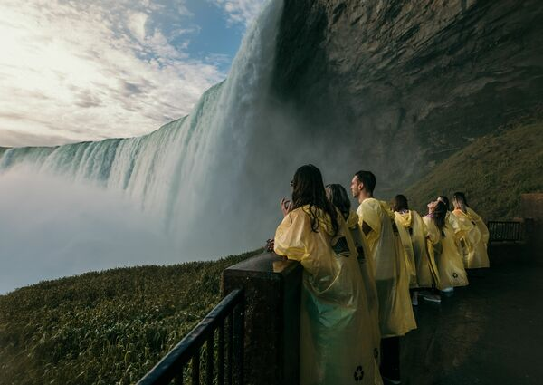 picture for Niagara Falls Walking Tour + Entry to Journey Behind the Falls