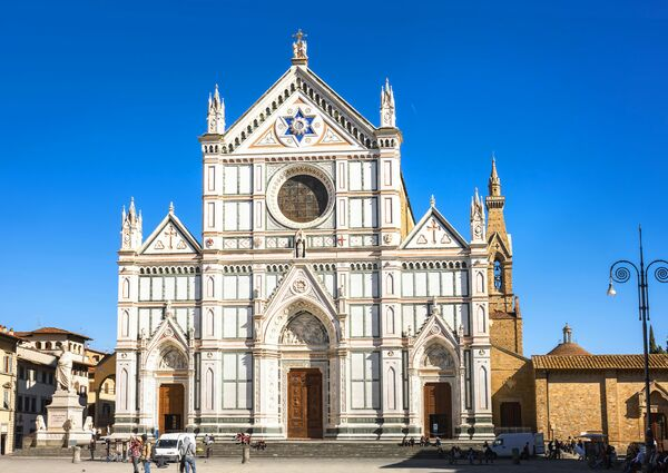 picture for Basilica of Santa Croce Self Guided Audio Tour