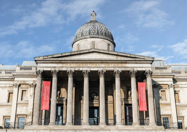 picture for The National Gallery Self Guided Audio Tour