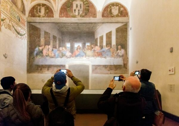 picture for The Last Supper Self Guided Audio Tour