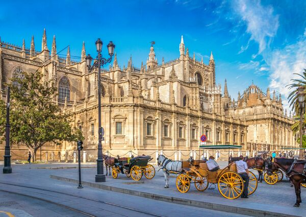 picture for Seville Self Guided Audio Tour