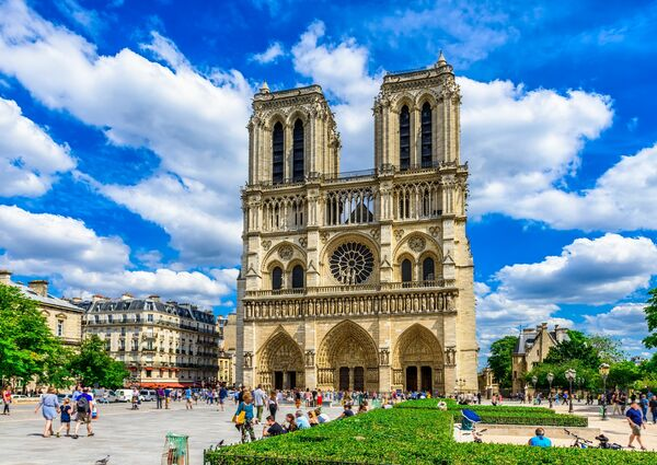picture for Notre Dame Self Guided Audio Tour