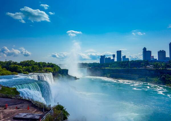 picture for Niagara Falls Day Tour from Toronto + 2 City Walking Tours