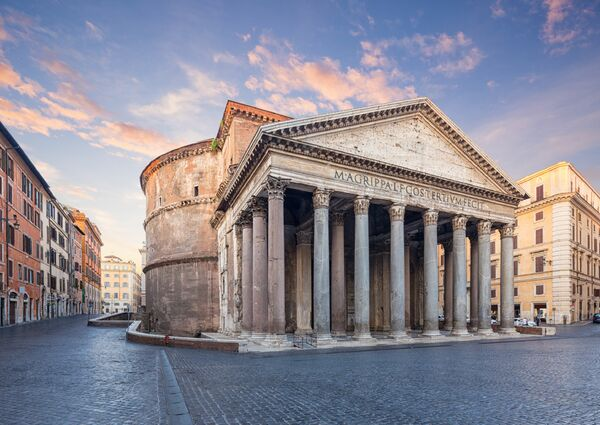 picture for Pantheon Self Guided Audio Tour
