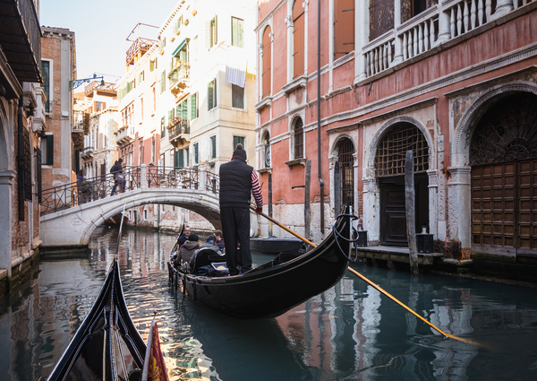 picture for Venice Walking Tour + Gondola Ride