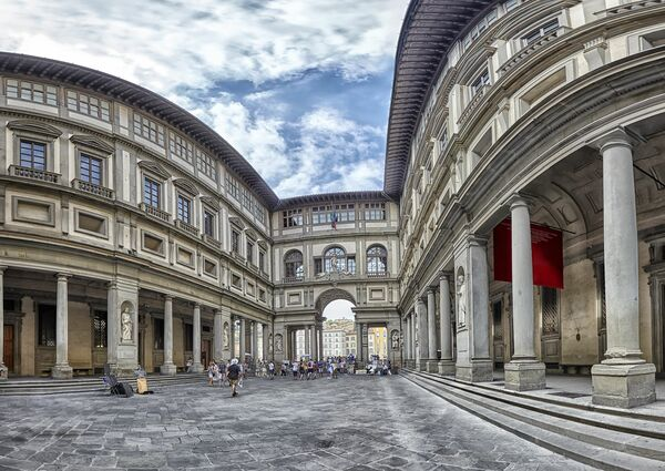 picture for Uffizi Gallery Self Guided Audio Tour