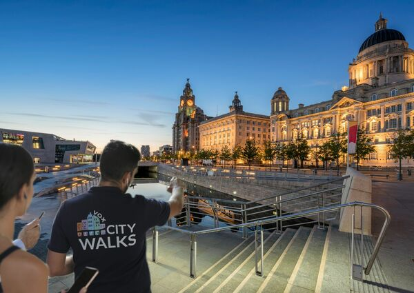 picture for Liverpool Walking Tour Pass: 2 Guided & 4 Self Guided Routes