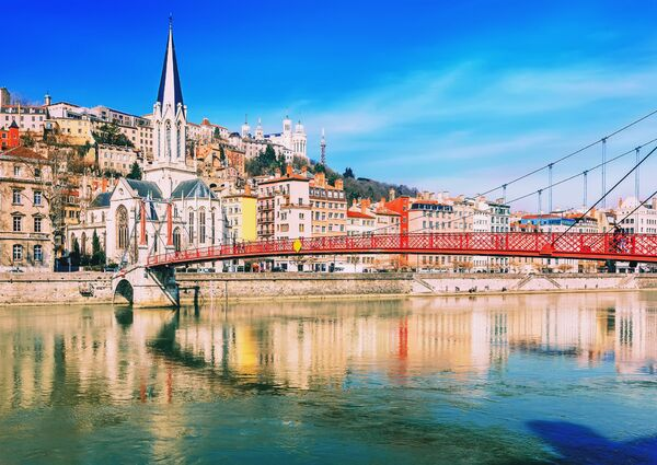 picture for Lyon Self Guided Audio Tour