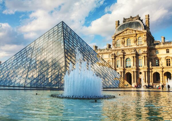 picture for Louvre Self Guided Audio Tour