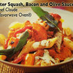 Flavorwave-oven-turbo-oven-recipe-winter-squash