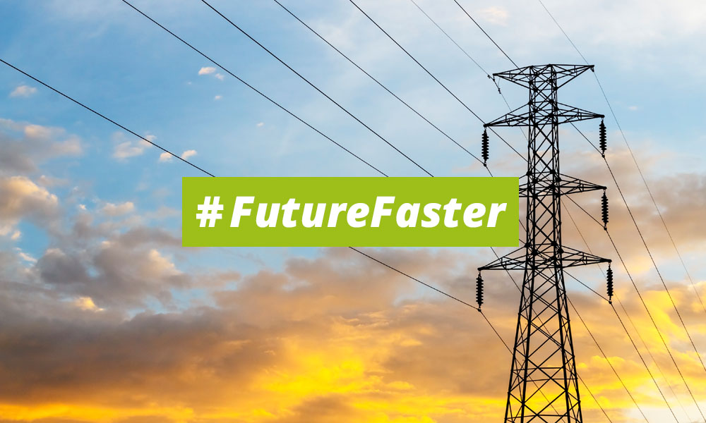 Zero-carbon grids are set to power the #FutureFaster