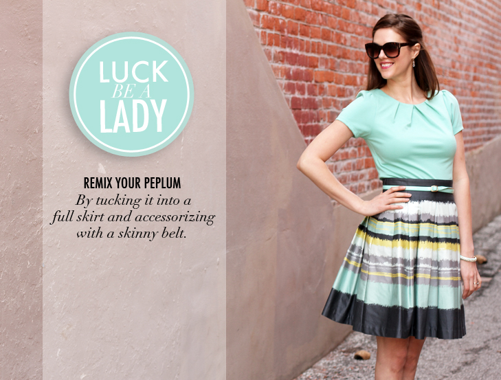 What I Wore: Luck be a Lady, Jessica Quirk
