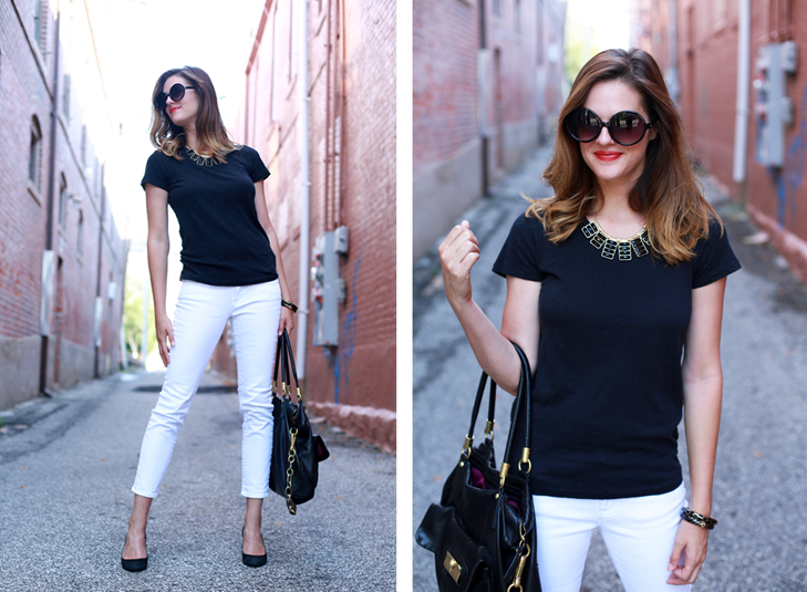 How to make simple look chic, Sticking to the basics while looking on-trend, Perfect for sporting events, Weekend Outfit