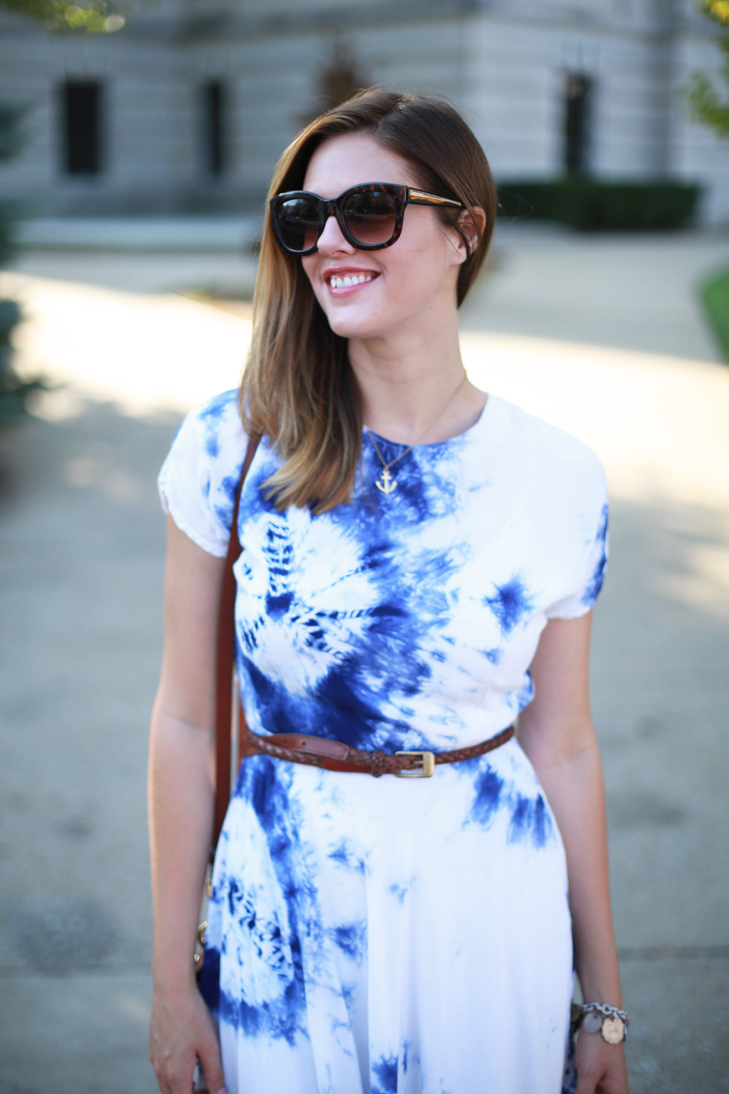 What I Wore | Hippie Shake, Jessica Quirk, tie dye, whatiwore.tumblr.com