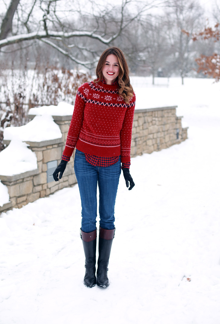 What I Wore | It's A Wonderful Life on What I Wore