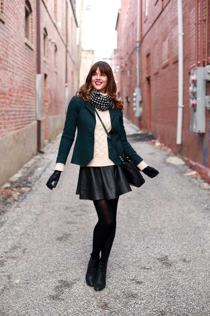 What I Wore | Winter Favorites on What I Wore