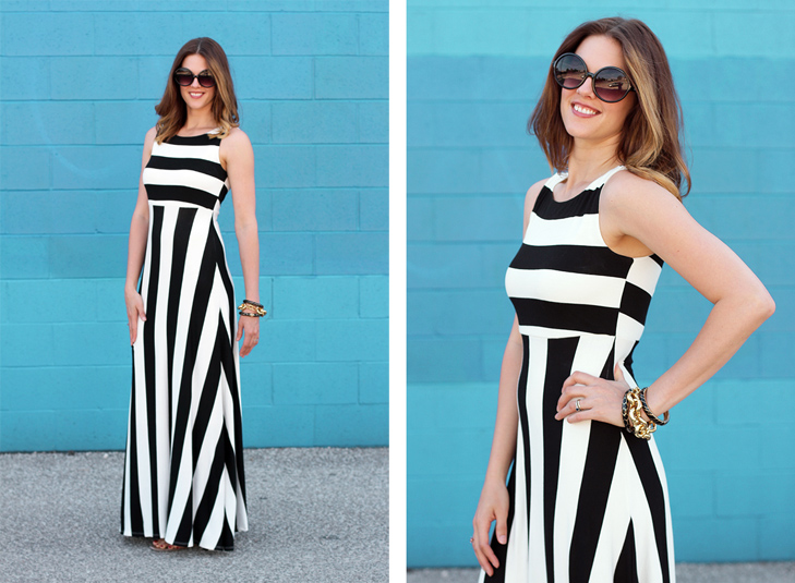 What I Wore: Stripes, Jessica Quirk, whatiwore.tumblr.com