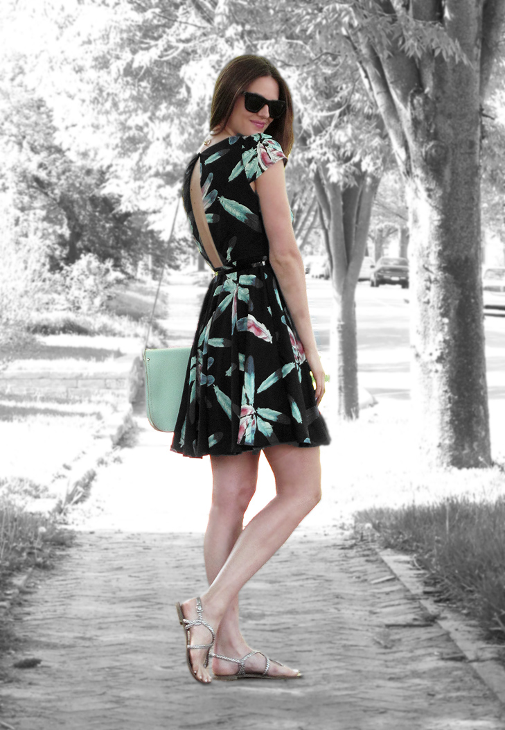 What I Wore: Birds of a Feather, Jessica Quirk, whatiwore.tumblr.com, ModCloth
