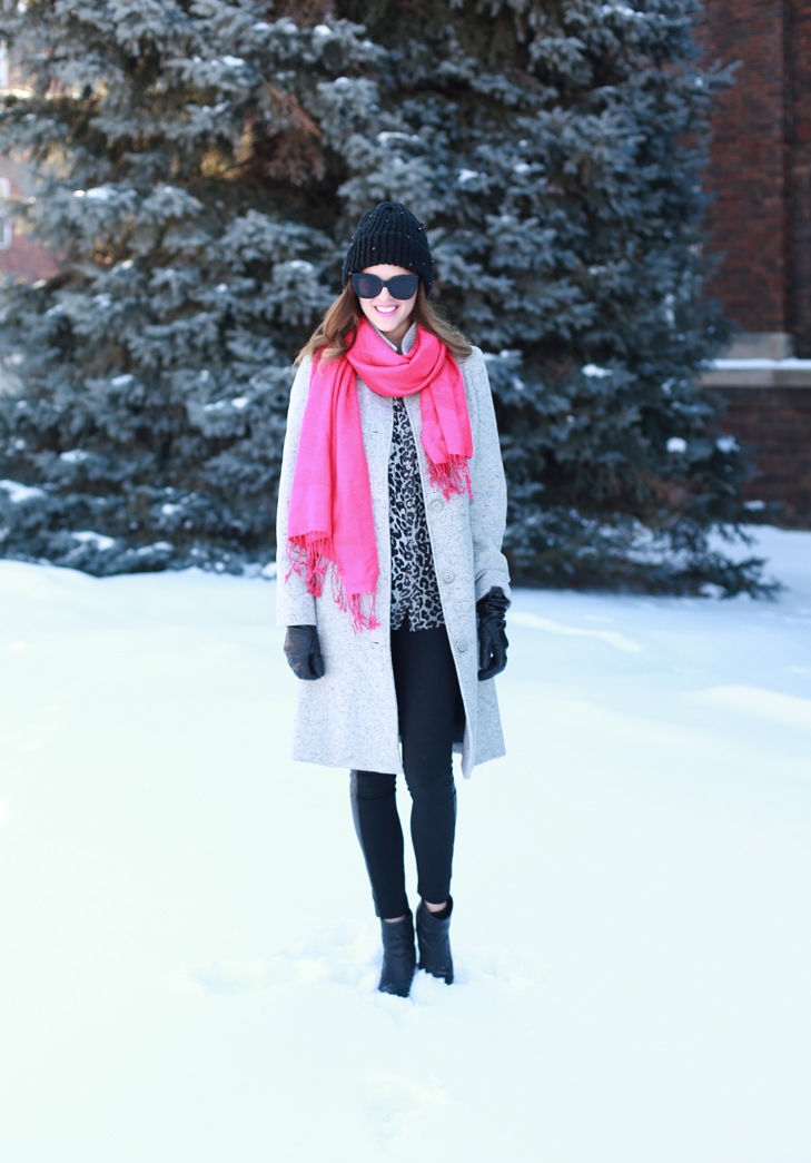 What I Wore | Think Pink, Jessica Quirk, #fashionblog, @whatiwore, whatiwore.tumblr.com