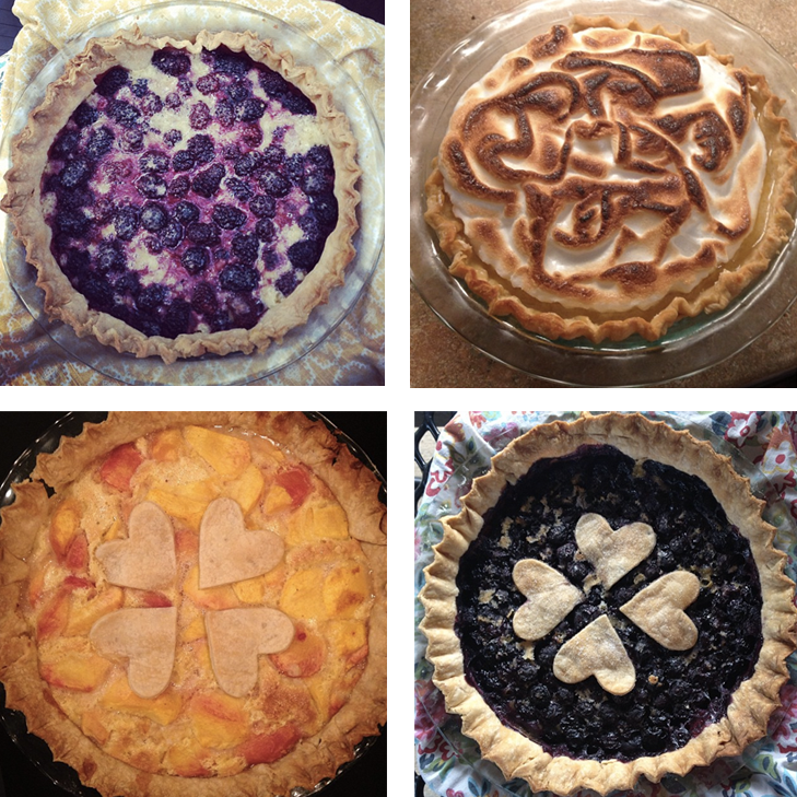 Happy Pi Day, 3.14, Pi, Baking, @whatiwore