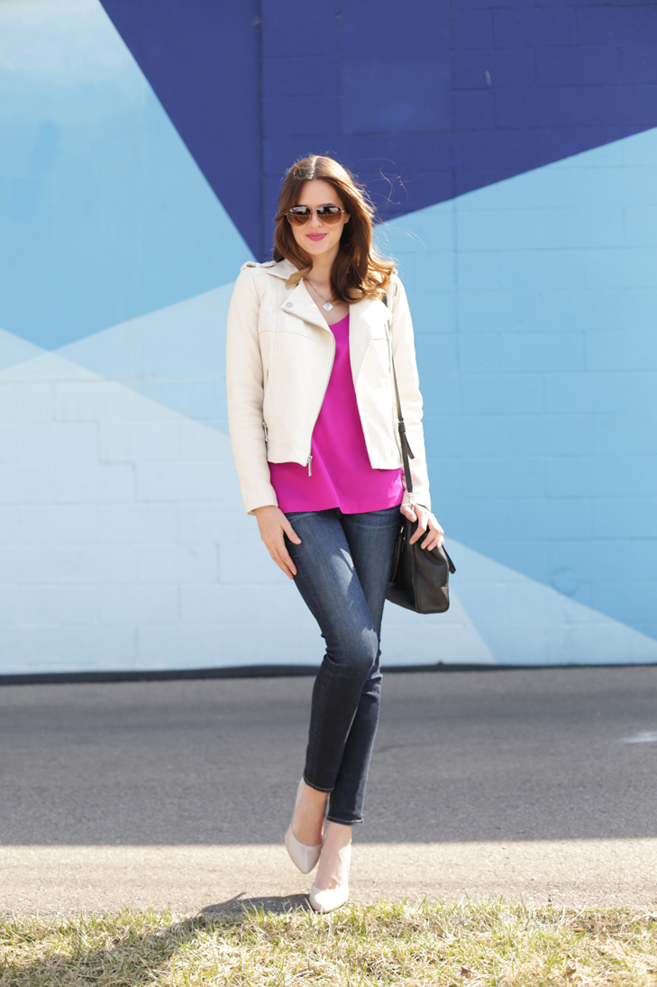 ShopGenius, Jessica Quirk, Early Pregnancy Style, @whatiwore