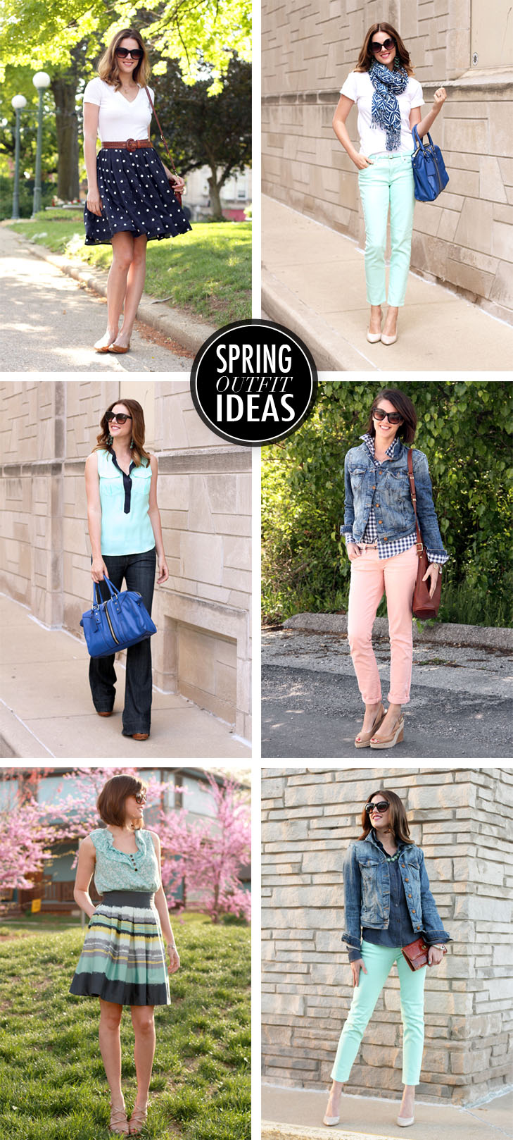 20 Cute Spring Outfit Ideas, @whatiwore