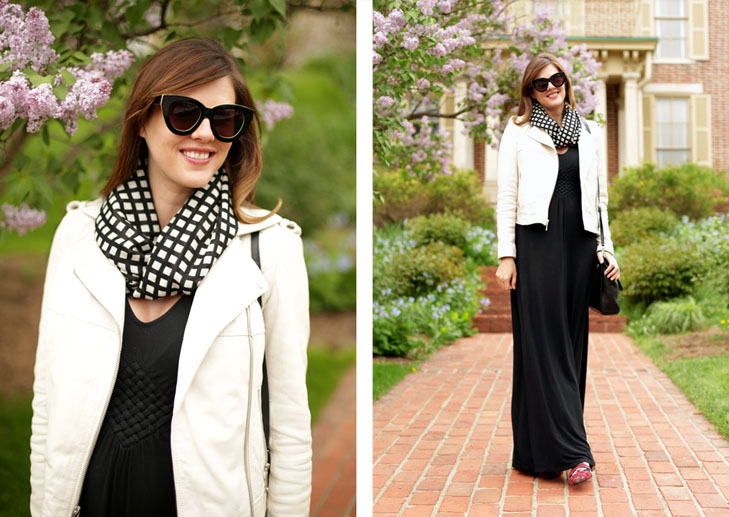 Easy Maternity Outfit, Simple Sprint Outfit, Chilly Spring Outfit, @whatiwore