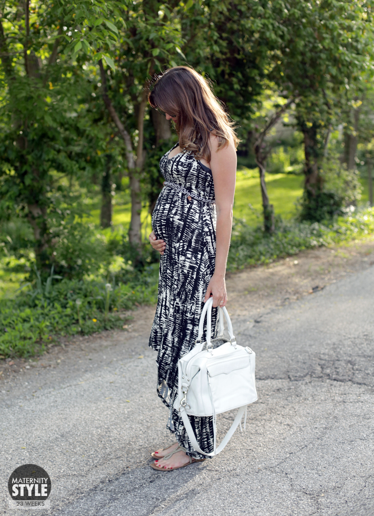 23 Weeks Pregnant, Maternity Style, Maternity Hacks, Pregnancy Style, @whatiwore