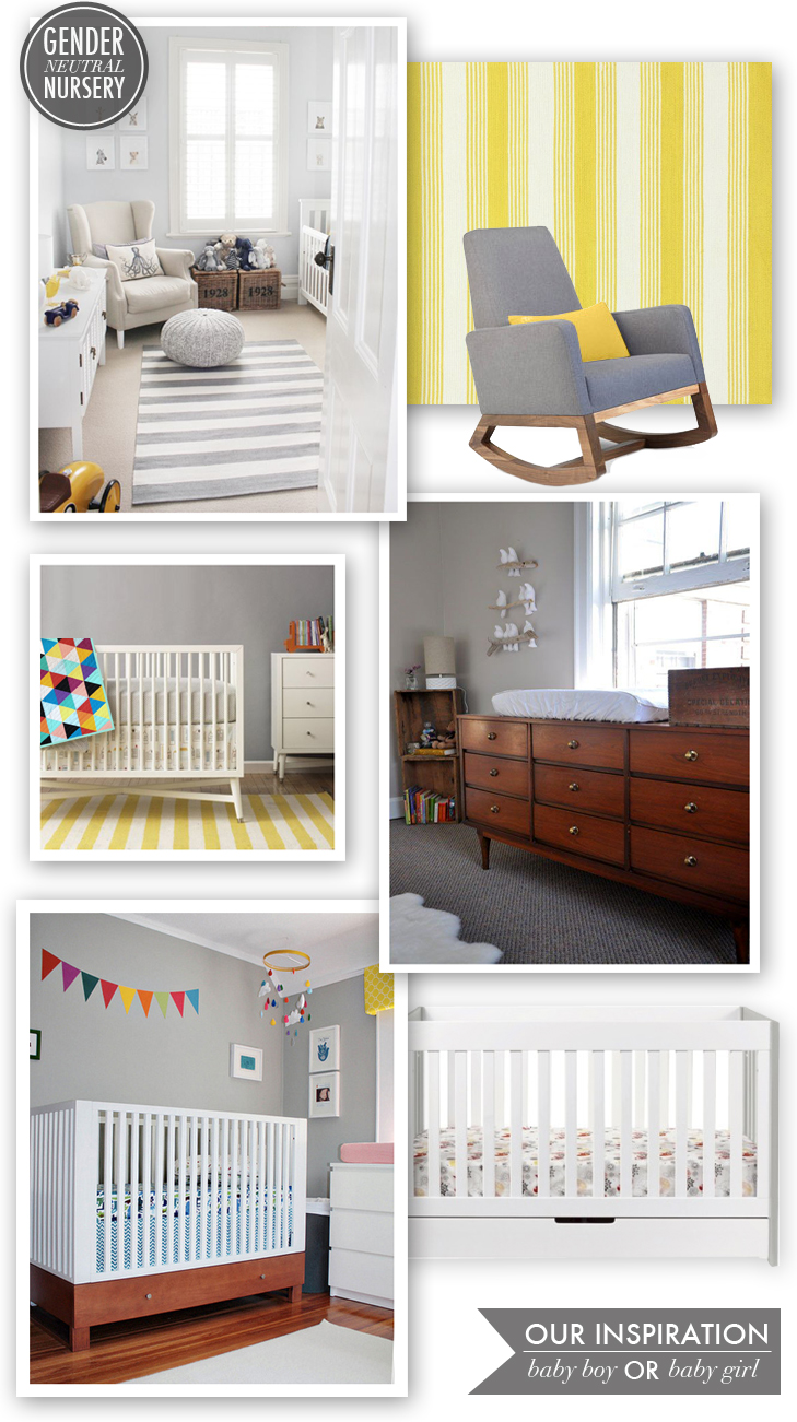 Gender Neutral Nursery, Inspiration, Neutral Nursery, @whatiwore
