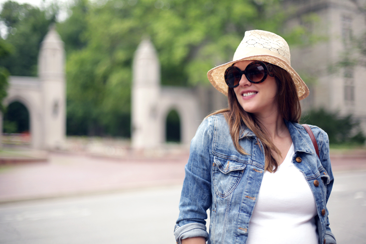 Casual Maternity Style, #maternity, #pregnancy, #dressthebump, @whatiwore