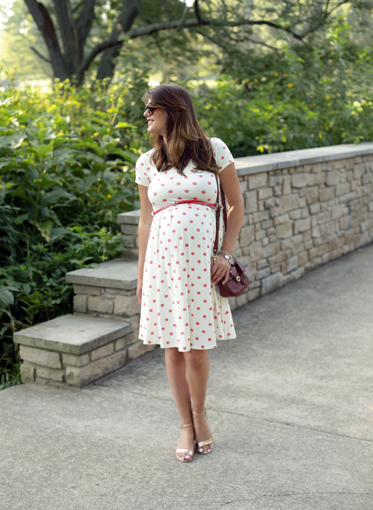 Maternity Style, #dressthebump, Pregnancy Style, Jessica Quirk, 3rd Trimester, Summer pregnancy, @whatiwore
